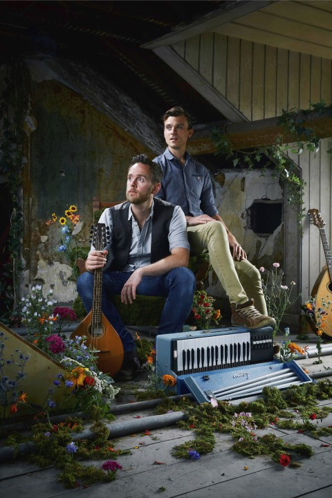 This is an image of the artists - Ninebarrow