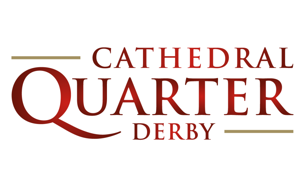 Derby Cathedral Quarter logo