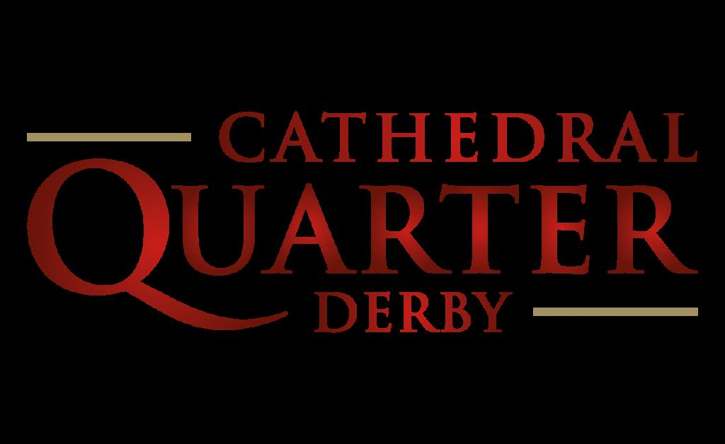Derby Cathedral Quarter logo