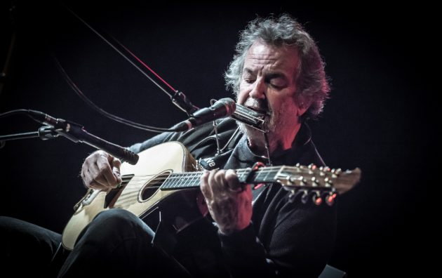 Andy Irvine photo by Julianne Rouquette